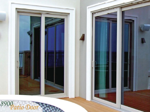 Ultimate Series Wind Pact Plus Large Missile Impact Patio Doors