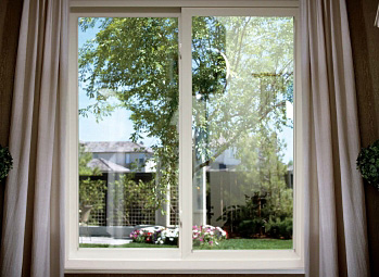 Custom Windows Horizontal Sliding Window