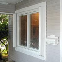 accordian shutters open